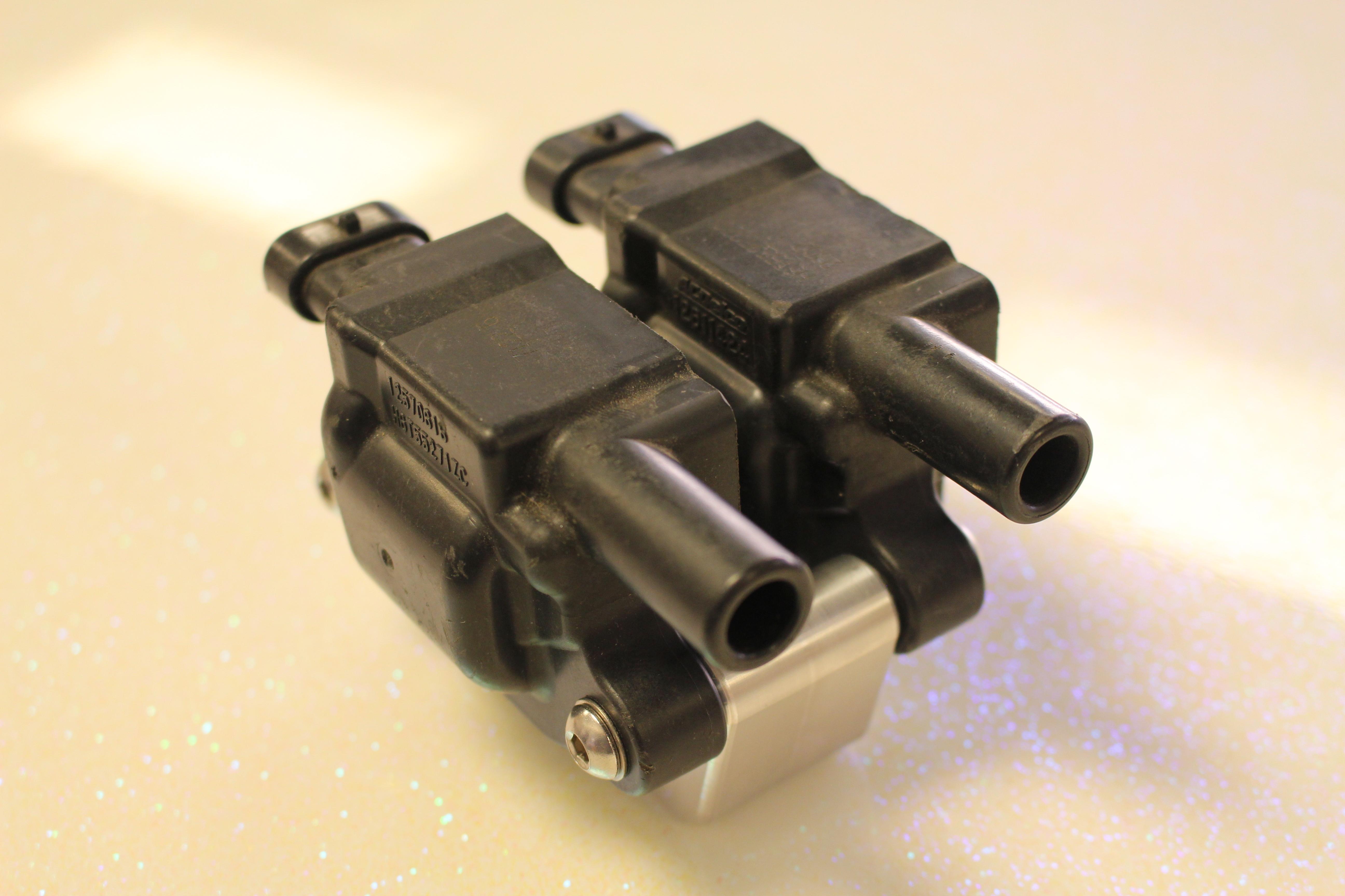 2006 Silverado 1500 >> Coil Relocation Brackets For GM LS3 Coils – DELMO'S SPEED